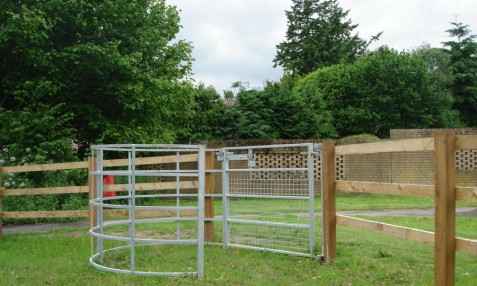 Fencing company in Dorset