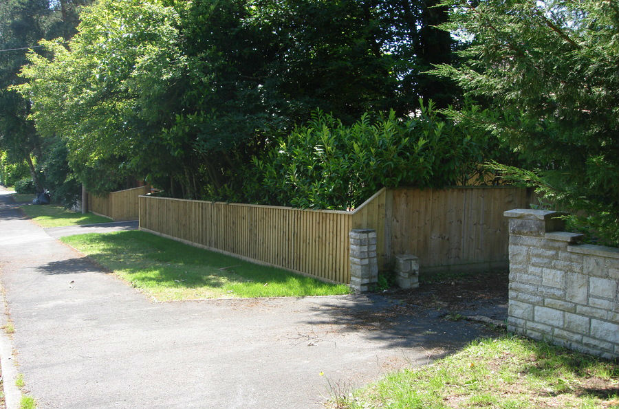 Domestic and Commercial Fencing Bournemouth