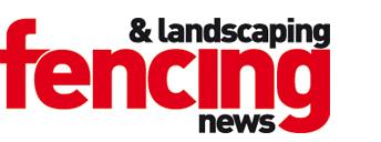 Landscaping fencing news logo