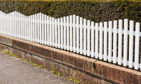 Picket Fence, Simon Clark Fencing Bournemouth