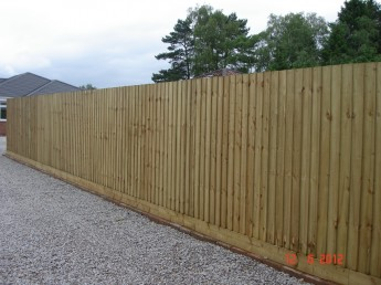 Fencing firm in Dorset