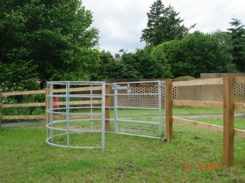 Simon Clark Fencing, Bournemouth