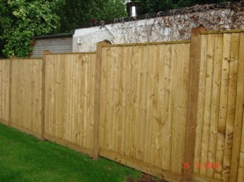 Commercial and Domestic Fencing Bournemouth