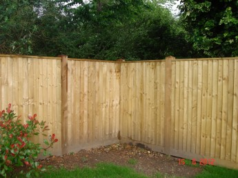 Domestic and Commercial Fencing