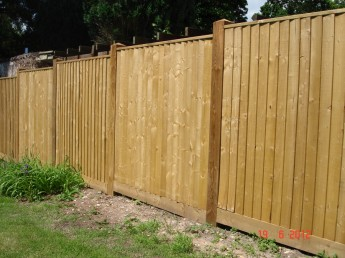 Domestic Fencing company in Bournemouth