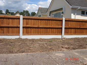 Domestic Fencing, Bournemouth